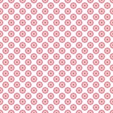 Light winter romantic vector pattern (tiling)