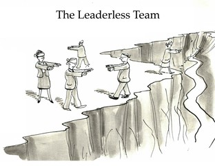 The Leaderless Team