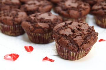 Muffin innamorati