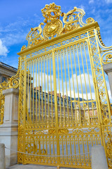 Golden Gate at the Chateau de Versailles