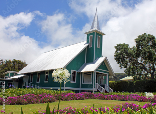 hawaiian church