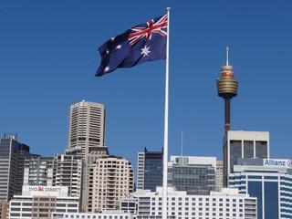 Sydney Skyline. Australia