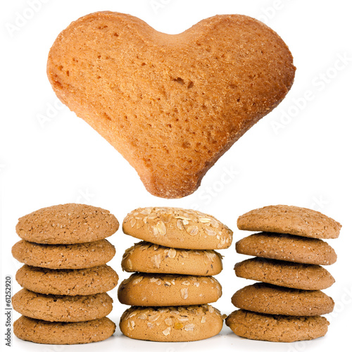 cookie home heart