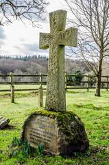 Sir Arthur Conan Doyle Gravestone