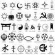 World Religious Symbol - 61255196