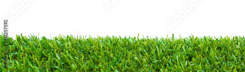 canvas print picture Close up of golf green grass