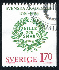 Motto of the Swedish Academy