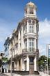 Altes Kolonialhaus in der Altstadt von Recife in Brasilien
