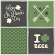 St. Patrick's Day Cards Collection