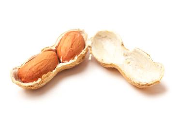 Open Peanut