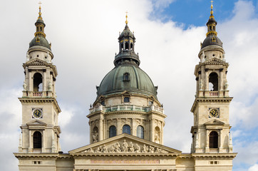 Budapest, St. Stephen's Basilica