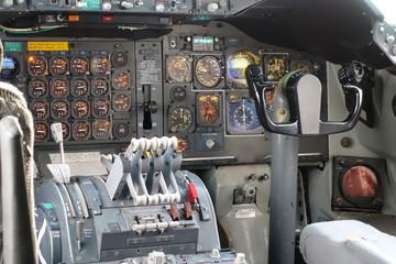 cockpit quadriréacteur