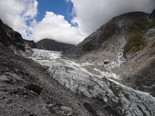 Glacier hike / Gletscherwanderung Neuseeland New Zealand
