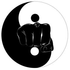 Fist Yin Yang