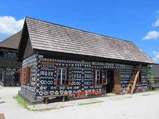 cicmany folk architecture
