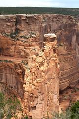 spider rock, canyon de Chelly, Arizona