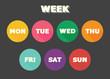 week concept - 61271348