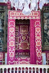 Interni del Castello di Chambord - Loira