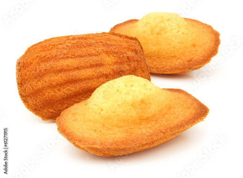 Papiers peints Biscuit Madeleine - French Madeleine