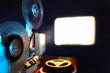 Film Projector - 61276553