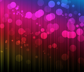 Artistic colorful abstract background