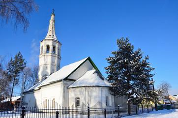 Суздаль, Скорбященская церковь, 1787 год