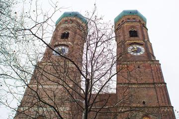 Фраункирхе -символ Мюнхена