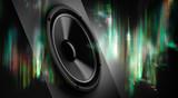Speaker with Sound