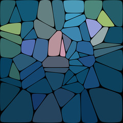 Abstract background from gemstones for your site design,