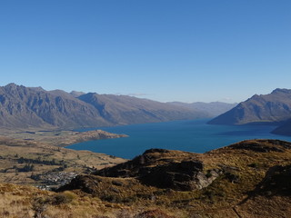 Queenstown. Neuseeland / New Zealand