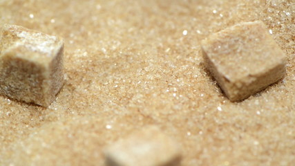 Brown Sugar (loopable background video)