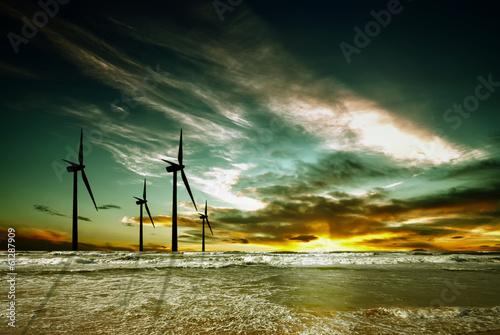 Wind farm - 61287909