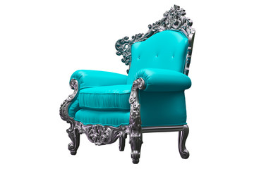 Classic Baroque armchair
