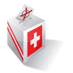 Wahlbox Schweiz