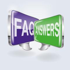 Sprechblasen FAQ und Antworten