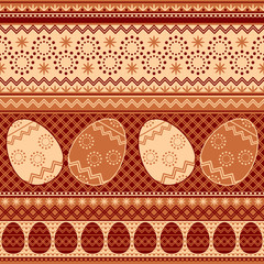 easter pattern seamless
