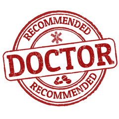 Recommended Doctor stamp