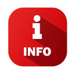 """INFO"" Button (find out more information about details help now)"