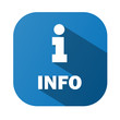 """INFO"" Button (find out more about details help information now)"