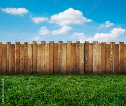 garden fence - 61300383
