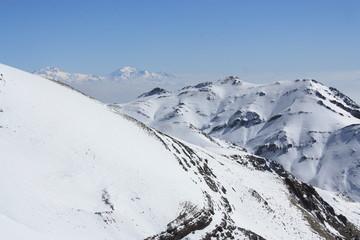 montagnes iraniennes