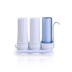Water filter for clean drinking water