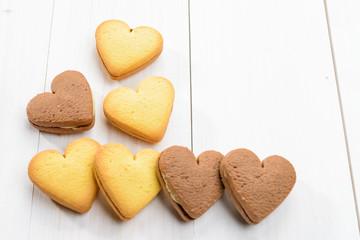 St. Valentine cookies