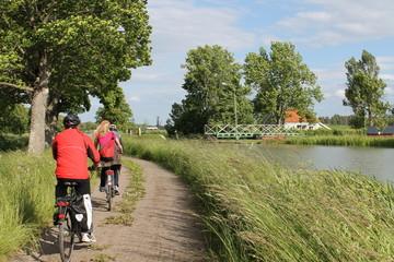 Schweden Göta-Kanal Radweg