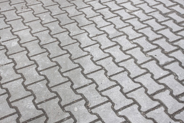 paving stones as a background