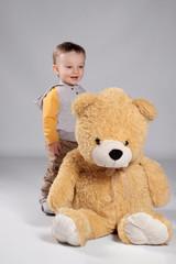 Young boy toddler