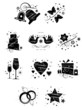Ornate Wedding Icons – Pack of 10