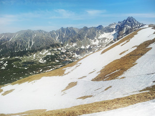 spring in the Tatra Mountains