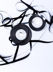 Magnetic audio tape reel