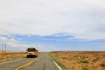 bus scolaire américain, Arizona